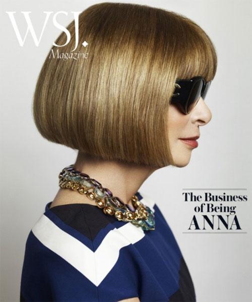 WSJ – Anna Wintour