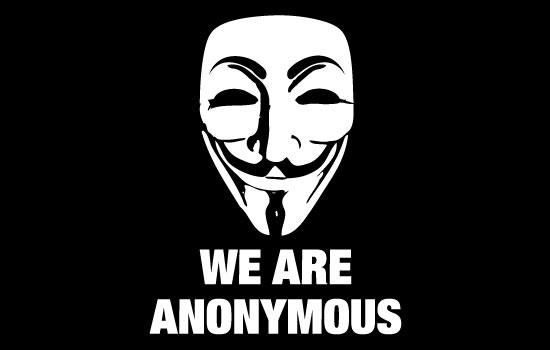 Οι Anonymous έριξαν τα site του Πρωθυπουργού, της Αστυνομίας, του Υπουργείου Προστασίας του Πολίτη και πολλά άλλα!