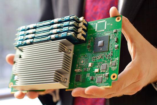 Οι πρώτοι Atom επεξεργαστές για micro-servers από την Intel