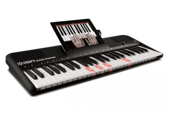Piano Master: Μαθήματα πιάνου με ένα iPad