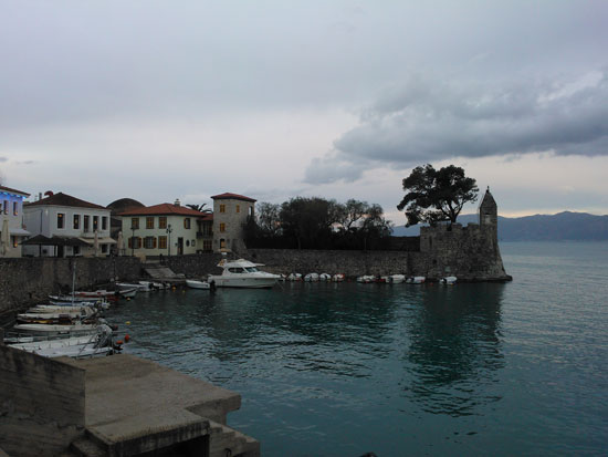 Nafpaktos, Photo taken with Nokia Lumia 800