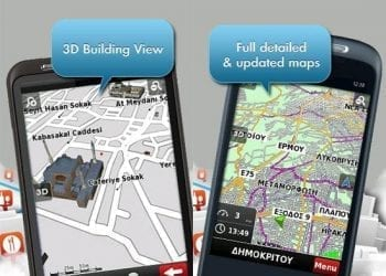 CitisNAV Android App
