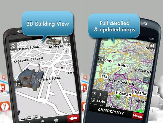 CitisNAV Android App