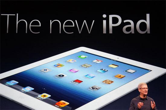 Τρελές πωλήσεις για το νέο iPad