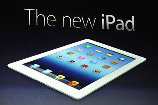 Αυτό είναι το νέο iPad!