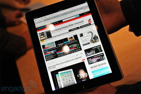 Νέο iPad hands on