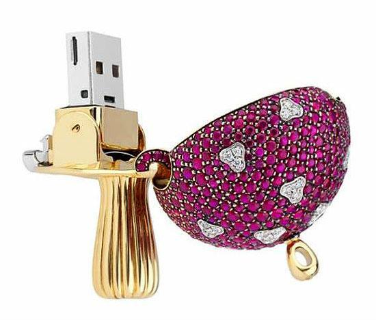 Έχεις 36.900 ευρώ; Μπορείς να αγοράσεις το ακριβότερο USB στον κόσμο!