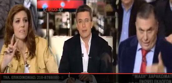 Enikos.gr πρώτη εκπομπή με Νίκο Χατζηνικολάου