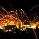 Όλα έτοιμα για τον Ρουκετοπόλεμο στη Χίο! [videos]