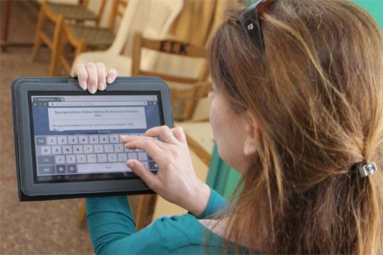 Εκλογές 2012: Πιλοτικό ψηφιακό Exit Poll με Tablet και 3G από την WIND