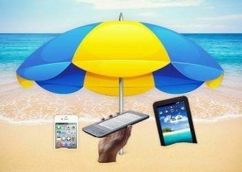 Καλοκαιρινές διακοπές παρέα με τα Gadget: Τι να προσέξετε!