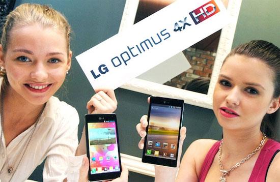 LG Optimus 4X HD: Το τετραπύρηνο τέρας της LG κυκλοφόρησε και στην Ελλάδα