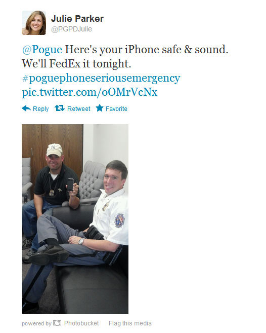 Βρήκε το χαμένο του iPhone χάρη στο iCloud και το Twitter!