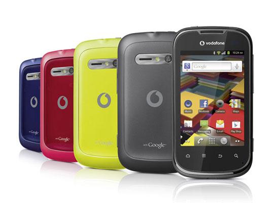 Διαγωνισμός! Κερδίστε το Vodafone Smart II!