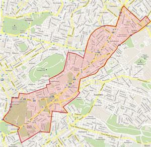 Η Μέρκελ στην Αθήνα, κλειστό όλο το κέντρο