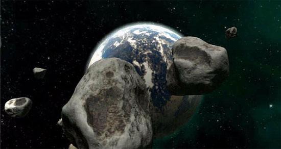 Ο αστεροειδής 2012 TC4 θα περάσει ξυστά από τη Γη