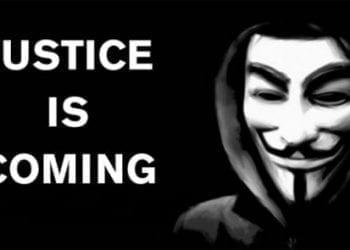 Επίθεση των Anonymous σε κυβερνητικά site
