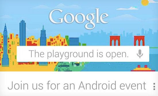 Google Android Event, Τι θα παρουσιάσει στις 29 Οκτωβρίου