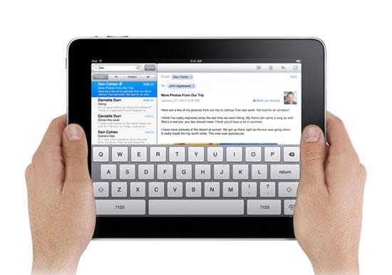 Προσοχή στις απομιμήσεις του iPad