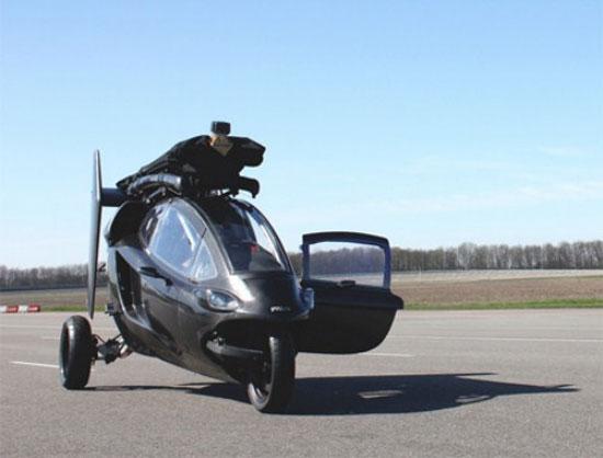 Ιπτάμενο αυτοκίνητο