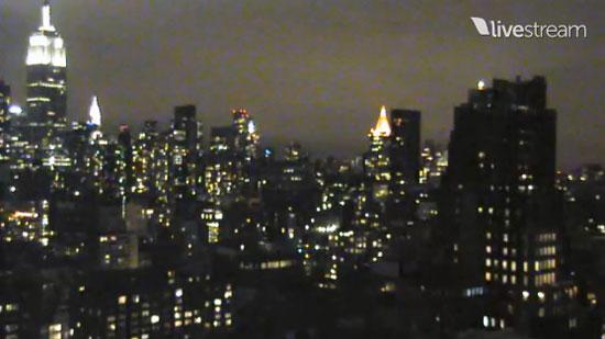 Live Stream: Ο τυφώνας Σάντι πλησιάζει τη Νέα Υόρκη