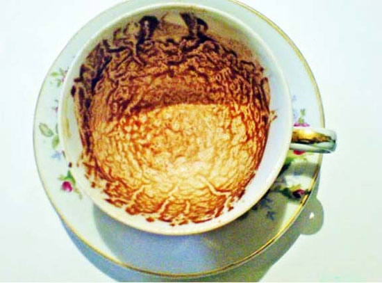 Κατακάθι καφέ