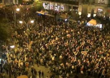 Σύνταγμα live εικόνα 7/11/2012