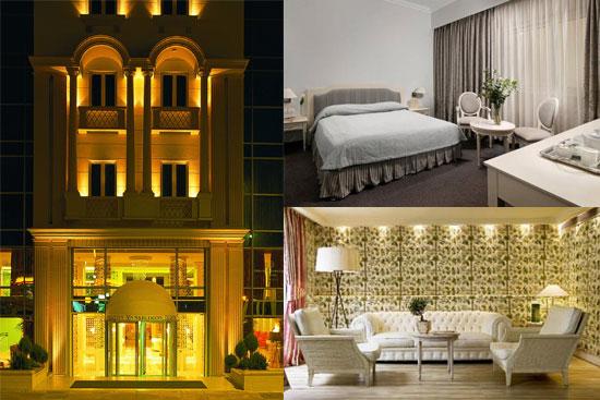 Γιορτές στην Αθήνα! Κερδίστε διαμονή και δείπνο στο ξενοδοχείο Stratos Vassilikos!