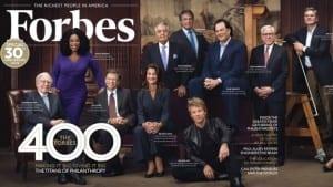 Πλουσιότεροι του κόσμου - Forbes