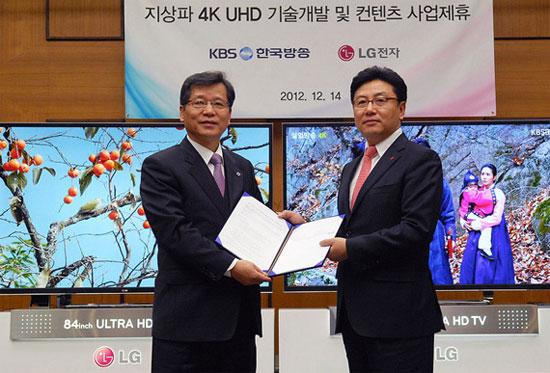 Στην Κορέα ετοιμάζουν τηλεοπτικό πρόγραμμα σε Ultra High Definition και εμείς ασχολούμαστε με τη Digea