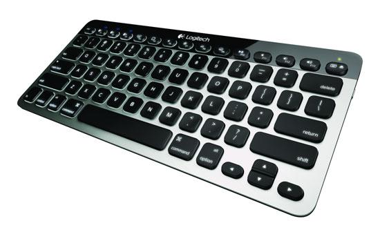Πληκτρολόγιο Logitech Bluetooth Easy-Switch