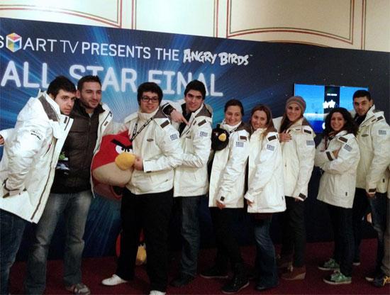 Πανευρωπαϊκό Πρωτάθλημα Angry Birds