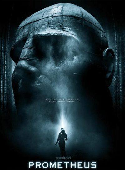 Πρόταση για DVD: Prometheus