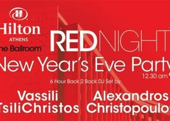 Red Night Party, Hilton