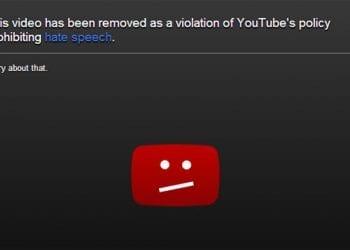 YouTube «έκοψε» βίντεο της Χρυσής Αυγής