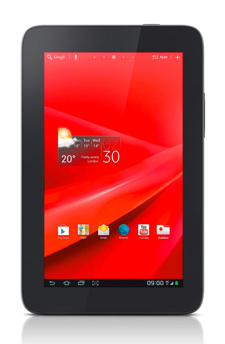 Vodafone Smart Tab II με οθόνη 7 ιντσών