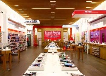 Νέο Vodafone Store στο The Mall Athens