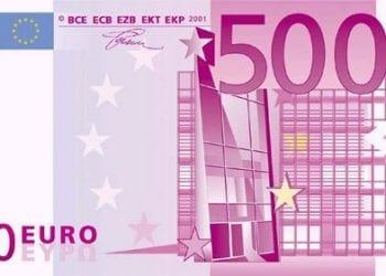 Το χαρτονόμισμα των 500 ευρώ και η ανθρώπινη αξία