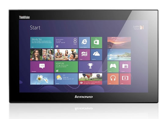 Lenovo ThinkVision LT1423p Mobile Touch