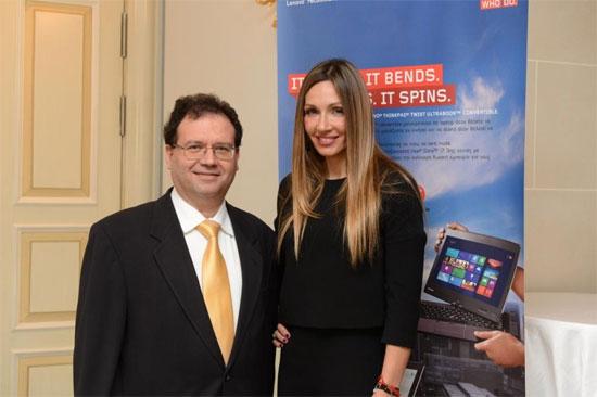 Εκδήλωση Lenovo Windows 8 συσκευών