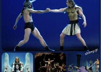 Θησέας και Αριάδνη στο Θέατρο Badminton