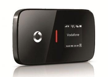 Vodafone 4G Mobile Wi-Fi R210
