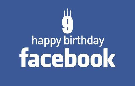 9 Χρόνια Facebook