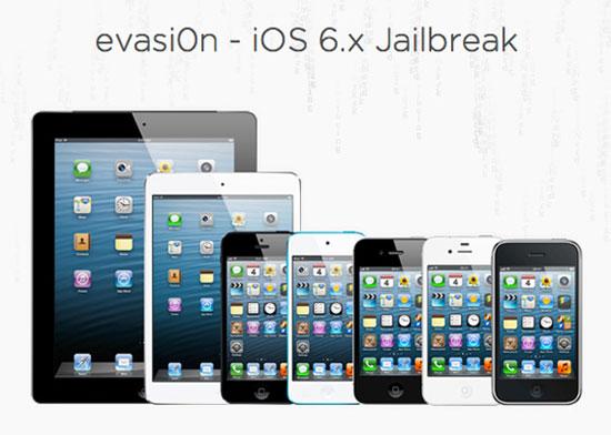 iOS 6.0 - iOS 6.1 Jailbreak για iPhone 5, iPad 4, iPad Mini