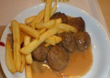 Κεφτεδάκια ΙΚΕΑ με κρέας αλόγου
