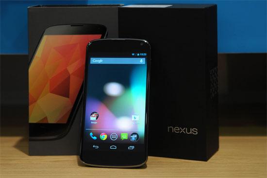 Nexus 4: Το νέο κομψό smartphone ήρθε Ελλάδα!