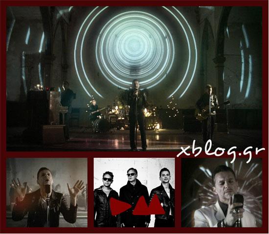 Το νέο κομμάτι των Depeche Mode: Soothe My Soul