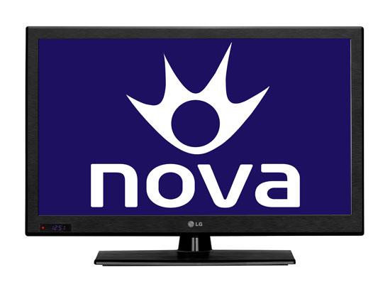 Συνεργασία LG - Nova: Δωρεάν ετήσια συνδρομή σε ξενοδοχεία
