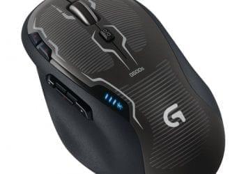 Gaming laser ποντίκι Logitech G500s