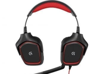Gaming στερεοφωνικό headset Logitech G230